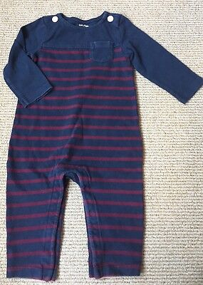 Baby Boys One Piece Gap Footless One Piece 12-18 Months