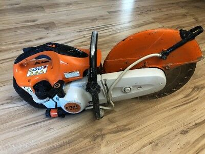 "STIHL TS420 14"" CONCRETE CUT OFF CHOP SAW With Blade WATER TS400 TS420 700"