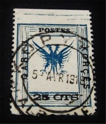 nystamps Albania Stamp # 81 Used $95