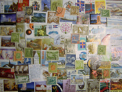Iceland 615 Different Used
