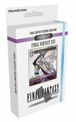 Final Fantasy TCG - XIII Kit de Démarrage X 6