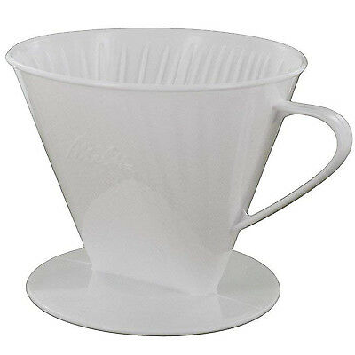MELITTA Genuine Type 102 Pour Over Coffee Filter Cone