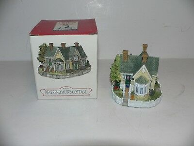 Liberty Falls Americana Collection Village AH-157 Reverend Muir's Cottage  1998