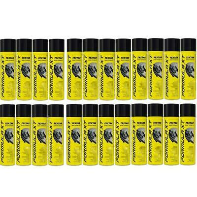 24x Textar Formula XT Bremsenreiniger 500 ml Spray Teilereiniger Spray