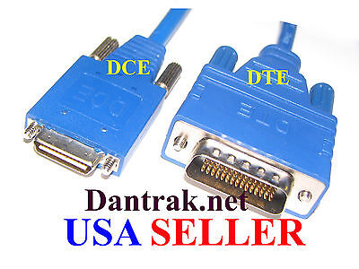 3FT CISCO WIC-2T DB60/ DTE to SMART SERIAL DCE CABLE