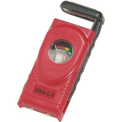 Ulta-Lit Technologies Battery Tester, Use with C, D, AAA, AA, 9V, N Batteries