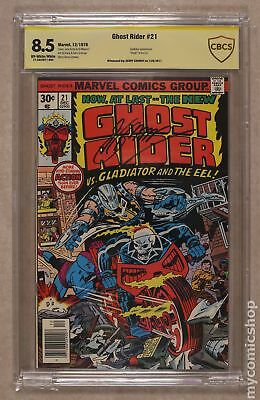 Ghost Rider (1st Series) #21 1976 CBCS 8.5 SS