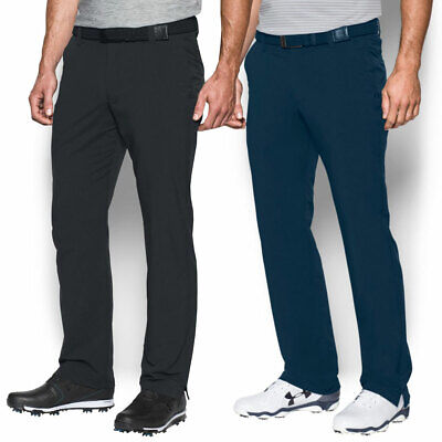 Under Armour Mens UA Matchplay Pant Golf Trousers - 44% OFF RRP