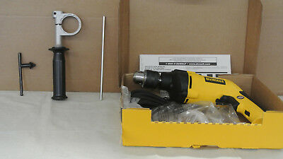 Dewalt Dw511 Variable Speed Reversible Hammer Drill- New In Opened Box