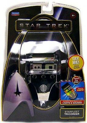 Star Trek 2009 Movie Starfleet TriCorder Roleplay Toy