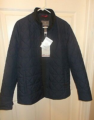 NWT $250 VICTORINOX SWISS ARMY Men's Size M Fall Winter Coat Jacket Insulated