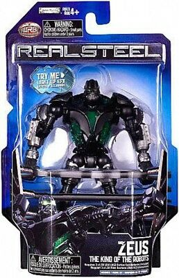 Real Steel Zeus Action Figure [The King of the Robots]