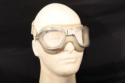 WWII USAAF Air Corps & Navy, AN5630 Pilot / Gunner Clear Flight / Flying Goggles