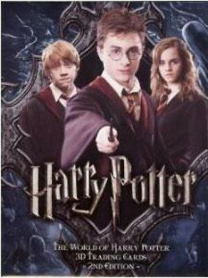 The World of Harry Potter Series 2 D-Ring Binder