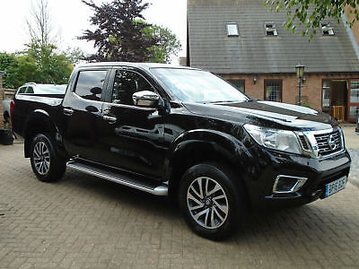 2016 Nissan Np300 Navara 23dci Double Cab 4wd Pickup N Connecta No