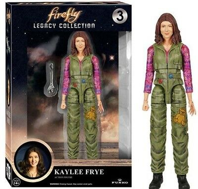 Funko Firefly Legacy Collection Kaylee Frye Action Figure #3