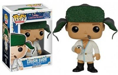 National Lampoon's Christmas Vacation POP! Movies Cousin Eddie Vinyl Figure #242