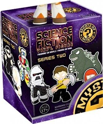 Funko Mystery Minis Science Fiction Series 2 Mystery Pack