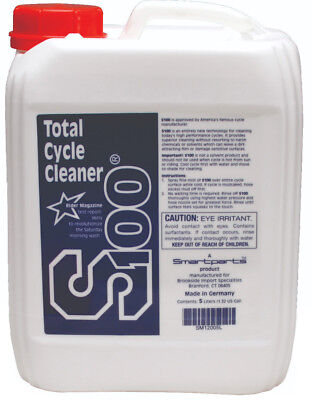 Total Cycle Cleaner 5 Liter Canister S100 12005L Spray on-Hose off
