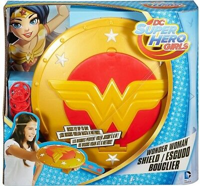DC Super Hero Girls Wonder Woman Shield Roleplay Toy [With Discs]