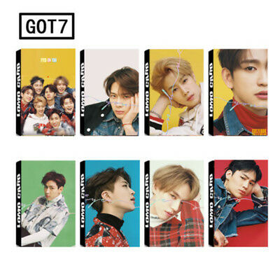 Jewelry Findings & Components Beads & Jewelry Making Kpop Got7 Present You Portable Makeup Fold Mirror Bambam Yugyeom Jackson Compact Mirror