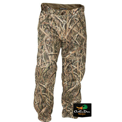 7562c14ba5d9d Banded Gear White River Uninsulated Wader Pants Shadow Grass Blades Camo  Large