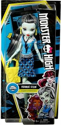 Monster High How Do You Boo? Frankie Stein 10.5-Inch Doll [Plaid Skirt]