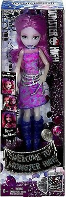Monster High Popstar Fang Ghouls Ari Hauntington 10.5-Inch Doll