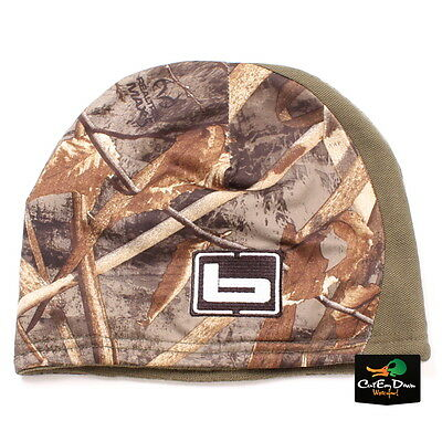 5188a5a9bfe New Banded Gear Hailstone Beanie Skull Cap Hat Lightweight Realtree Max-5  Camo