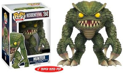 Resident Evil Funko POP! Games Hunter Exclusive Vinyl Figure #160