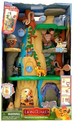 Disney The Lion Guard Training Lair Playset