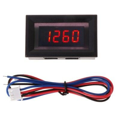 Car Motorcycle Digital Tachometer Tacho Gauge with Battery Overvoltage Alarm New