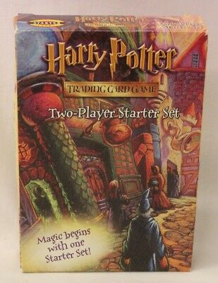 Harry Potter Trading Card Game - Two Player Starter Set - Boxed (8901)