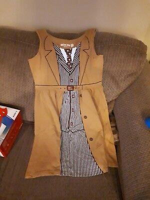 Doctor Who 10th Doctor Dress Cosplay David Tenant Size XS