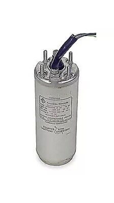 FRANKLIN ELECTRIC Subm Pump Mtr,1ph,1.5 HP,230V,4in,3 Wire, 2243009203S