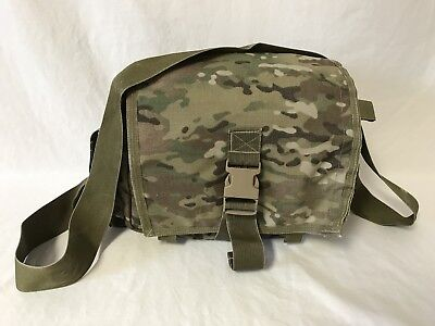 "Multicam, London Bridge Trading Lbt-2640A, Small Courier ""go Bag"", Used"