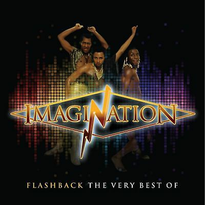 Imagination ~ Flashback ~ NEW CD ~ Very Best of ~ Greatest Hits Collection
