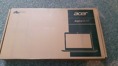 Acer Aspire ES 17 (Intel Celeron Quad Core N3450, 4 GB DDR3 L Memory, 500GB HDD)