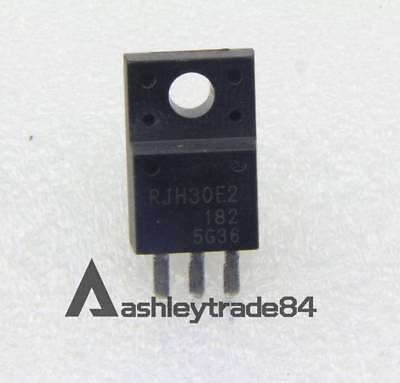 5PCS Manu:RENESAS RJH30E2 Encapsulation:TO-220,Silicon N Channel IGBT High speed