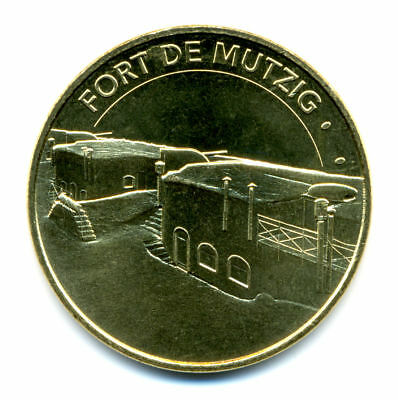 67 MUTZIG Fort, 2018, Monnaie de Paris