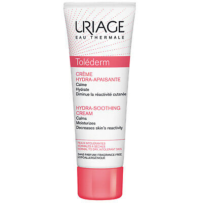 NEW Uriage Eau Thermale Tolederm Hydra-Soothing Cream 50ml