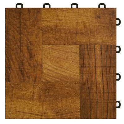 Dance Floor 18'x18' Red Wood Style | USA MADE