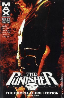 Punisher Max TPB (2016- Marvel) The Complete Collection #4-1ST NM Stock Image
