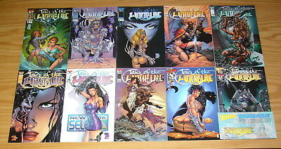 Tales of the Witchblade #½ & 1-9 VF/NM complete series WARREN ELLIS 2 3 4 5 6 7