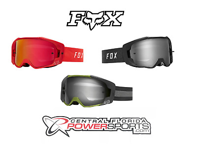 New 2019 Fox Racing VUE Goggles Multiple Colors UTV ATV MOTO-X