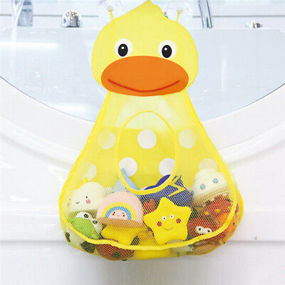 Bathroom Baby Play Kids Toy Storage Cartoon Bag Bath Toy Storage Net Bag BS