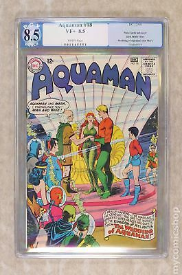 Aquaman (1st Series) #18 1964 PGX 8.5