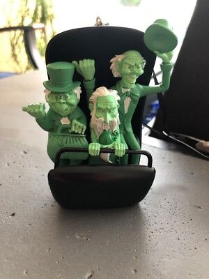 Haunted Mansion Hitchhiking Ghosts Doom Buggy Ornament Disney Theme Parks NEW