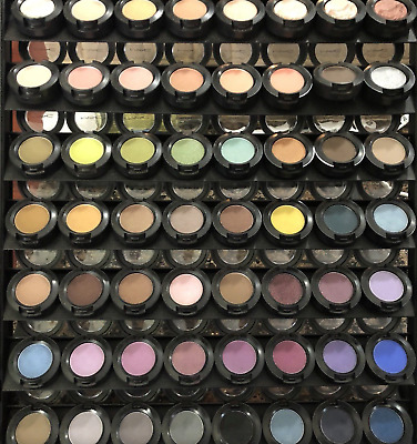 MAC Eye Shadow Frost Matte Veluxe Satin Lustre *CHOOSE Your Color* 100%AUTHENTIC
