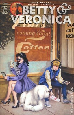 Betty and Veronica (2nd Series) #2C 2016 NM Stock Image